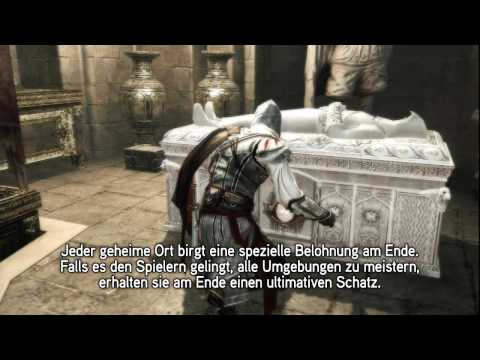 Assassins Creed 2 Trailer und Gameplay Video in HD