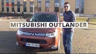 Mitsubishi Outlander 2.2d aut. 4wd 2013 - wideotest AutoCentrum.pl