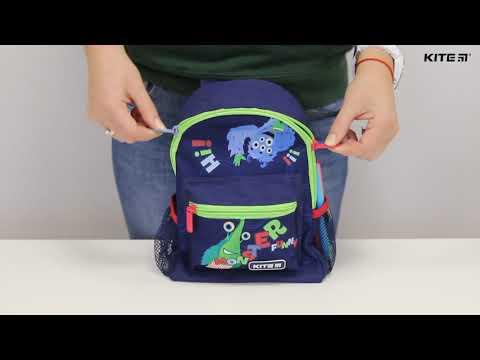 Рюкзак синій дитячий Paw Patrol Kite