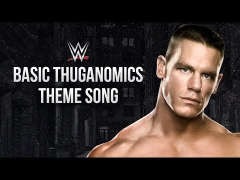 WWE: John Cena 2003-2004 Theme Song ''Basic Thuganomics''