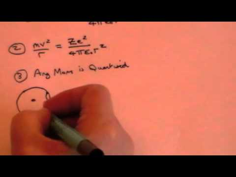 Solving Schrodinger for a Hydrogen Atom (cheating) - Part 1