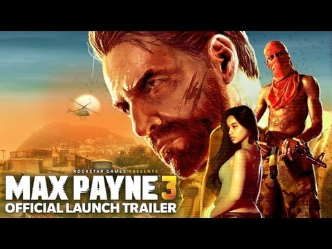 Max Payne 3: Triler oficial