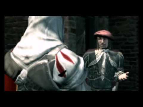 Assassin's Creed II - Leonardo da Vinci Bro-Hug