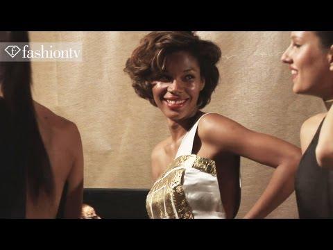 Beauty Backstage with Atelier Persachino at AltaRomaAltaModa Fall/Winter 2012-13 | FashionTV