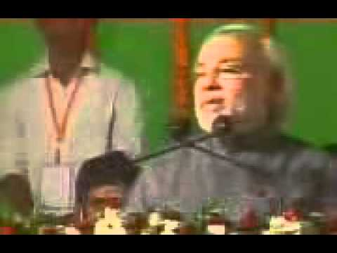 Narendra Modi's Mumbai speech, the Nirmal baba part of it and more