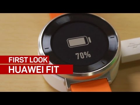 The Huawei Fit can track your fitness and build you a training plan - default