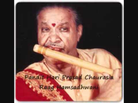 Pandit Hari Prasad Chaurasia - Raag Hamsadhwani