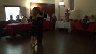Australian Tango Dance Challenge at our Gala Milonga