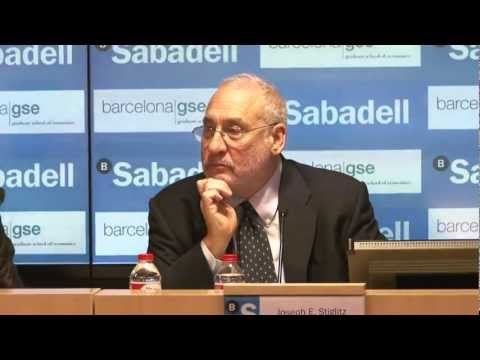 Joseph Stiglitz (Full Lecture) - Restoring Growth and Stability in a World of Crisis and Contagion