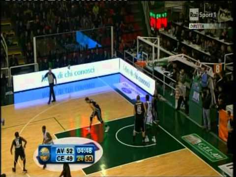 Sidigas Avellino vs Pepsi Caserta (Lega Basket A # Giornata 12 # 27/12/11)