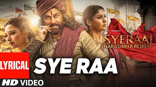 Lyrical: Sye Raa Title Song