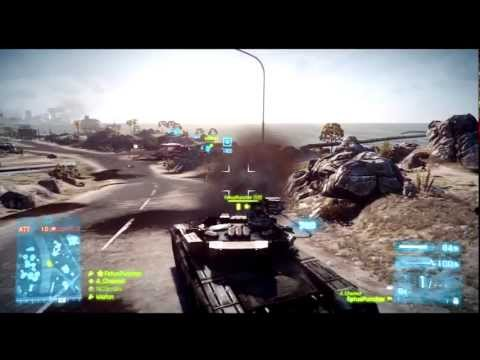 BF3 Gameplay - Kharg Island Rush