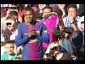 Фрагмент с конца видео Реал - Барселона, 23 декабря 2017