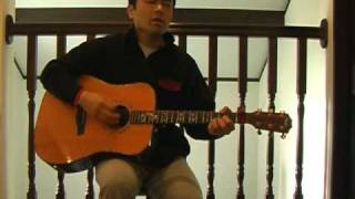 Right Here Waiting - Richard Marx (acoustic guitar covcer)