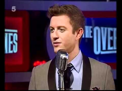Rihanna - Only Girl in the World - The Overtones cover (OK! TV)