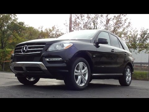 MVS - 2012 Mercedes-Benz ML350 4Matic