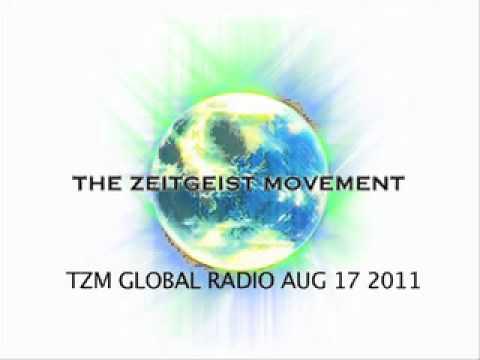 The Zeitgeist Movement Radio Show - Peter Joseph, Aug 17th 2011