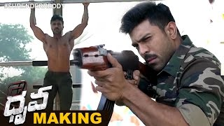 Dhruva Movie Making