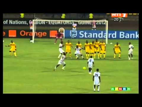 Orange Africa Cup Of Nations 2012 - Ghana - 2 vs - Mali All Goals & Highlights
