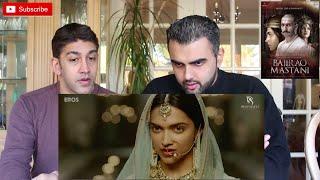 Bajirao Mastani Trailer Reaction | Ranveer Singh, Deepika Padukone, Priyanka Chopra