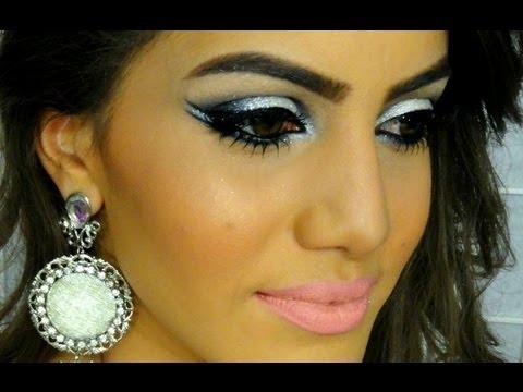 Maquiagem Reveillon 2012 por Camila Coelho