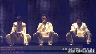 [中字]Shinhwa 10th Anniversary Concert In Seoul 2008 Part.1