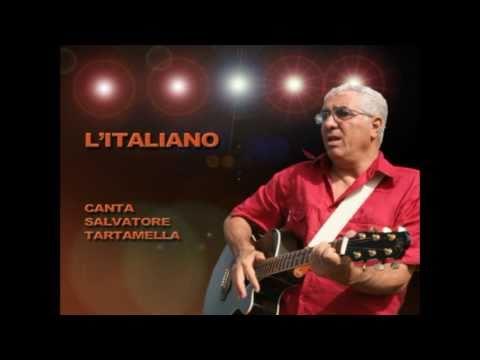 Salvatore Tartamella canta L'Italiano