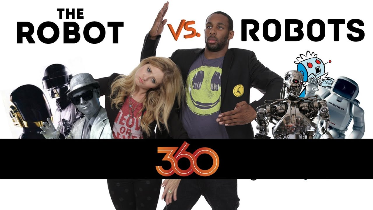 Robots Dancing vs. Dancing like Robots - DS2DIO 360 Great Debate!