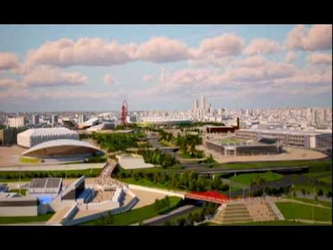 Going for Green - Parkland in the Olympic Park