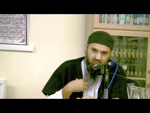 How NOT to love the Prophet (saw) - Ustadh Murtaza Khan