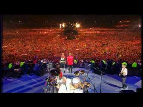 QUEEN, ELTON JOHN & AXL ROSE - Bohemian Rhapsody