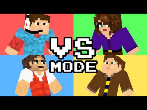 Versus Mode - Minecraft 7 Diamond Challenge