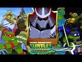 Черепашки-Ниндзя: Легенды - БИТВА ПРОТИВ ШРЕДДЕРА (TMNT Legends UPDATE X)