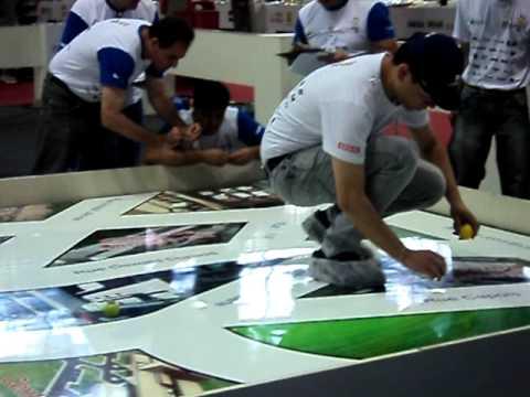 Olimpíadas do Conhecimento SENAI 2011 - Anhembi Parte 6