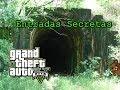 GTA V - Entradas Secretas