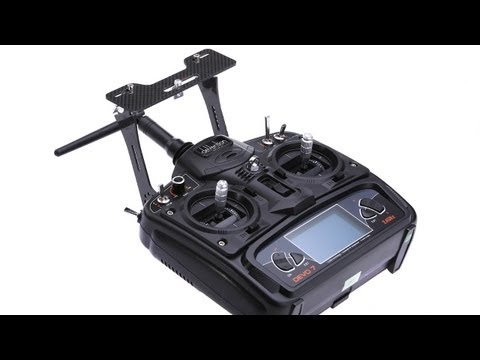 How To Install FPV Monitor Mount for Transmitter - HeliPal.com - UCGrIvupoLcFCW3CIKvfNfow