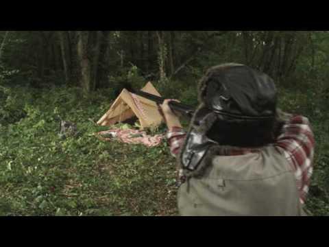 NSFW. A hunter shoots a bear!