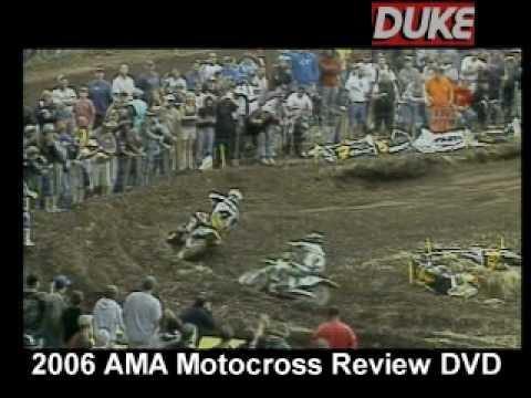 2006 AMA MX - Washougal Battle
