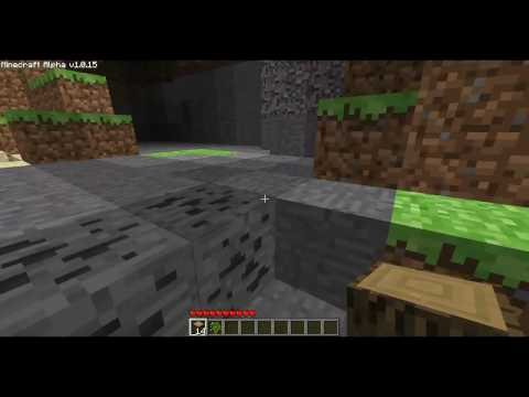 X098 - X-s Adventures in Minecraft - 001 - Shelter from the Black of Night