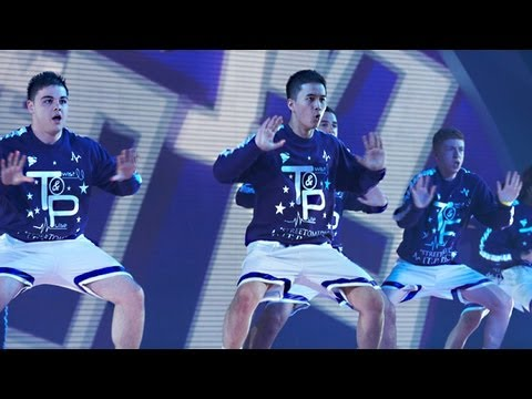Twist and Pulse Dance Company- Britain's Got Talent 2012 Live Semi Final - UK version