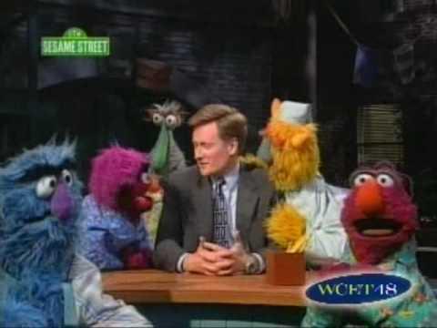 A-List Celebrities Sing Sesame Street (Hard to Find Montage)