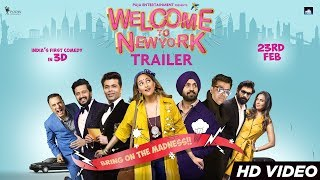 Welcome To New York Trailer
