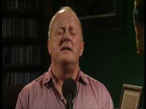 Christy Moore and Shane Mcgowan---A pair of brown eyes