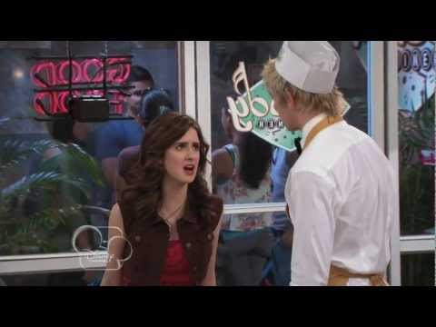 Austin & Ally - Diners & Daters Random Singing