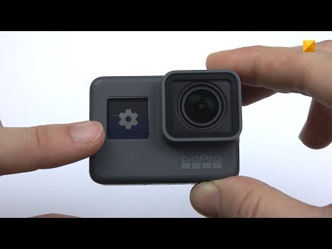 #5 HOW TO FACTORY RESET - GoPro - HERO5 Black