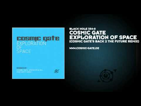 Cosmic Gate -- Exploration Of Space (Cosmic Gate-s Back 2 The Future Remix)