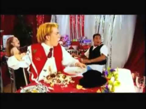 Busted - Crashed The Wedding (Official Music Video)