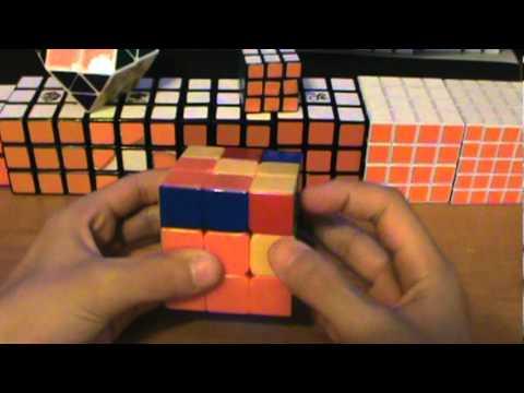 como armar el cubo de rubik F2L expertos (2/4)
