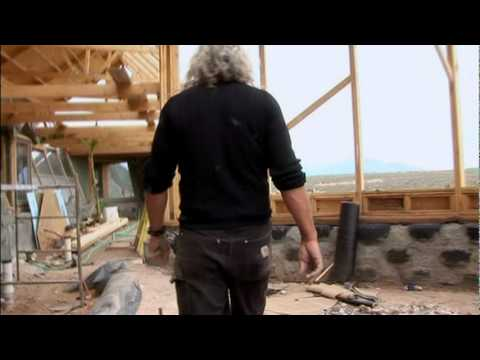 A New Way of Living: An Intro to the Earthship Concept