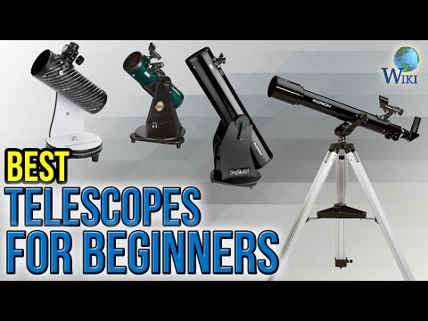 10 Best Telescopes For Beginners 2017 - UCXAHpX2xDhmjqtA-ANgsGmw